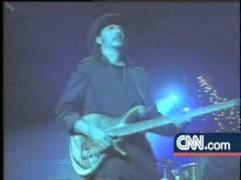 "Oysterhead - Mr Oysterhead live (""good quality"") from CNN.com"