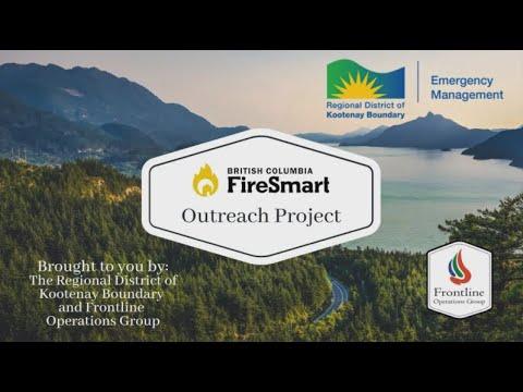 RDKB FireSmart Home Assessment Interview (1.5 min)