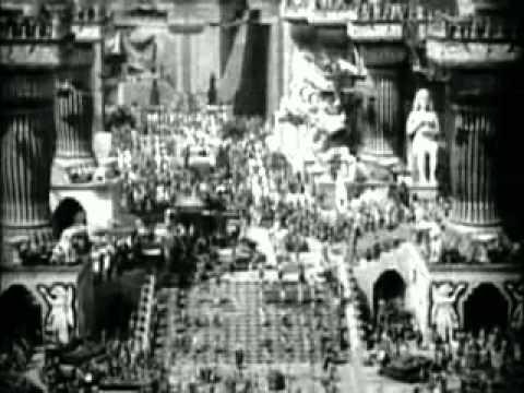 Intolerancia. David Wark Griffith 1916