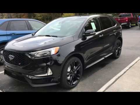 ford edge st review   st  youtube