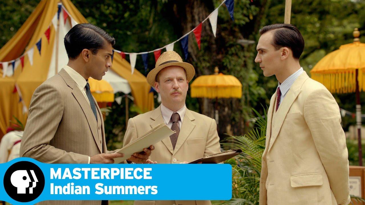 Download INDIAN SUMMERS, Season 2 on MASTERPIECE | Episode 6 Scene | PBS