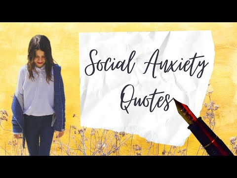social-anxiety-quotes-//-great-thinkers-on-shyness-&-insecurity-//-conquer-social-anxiety