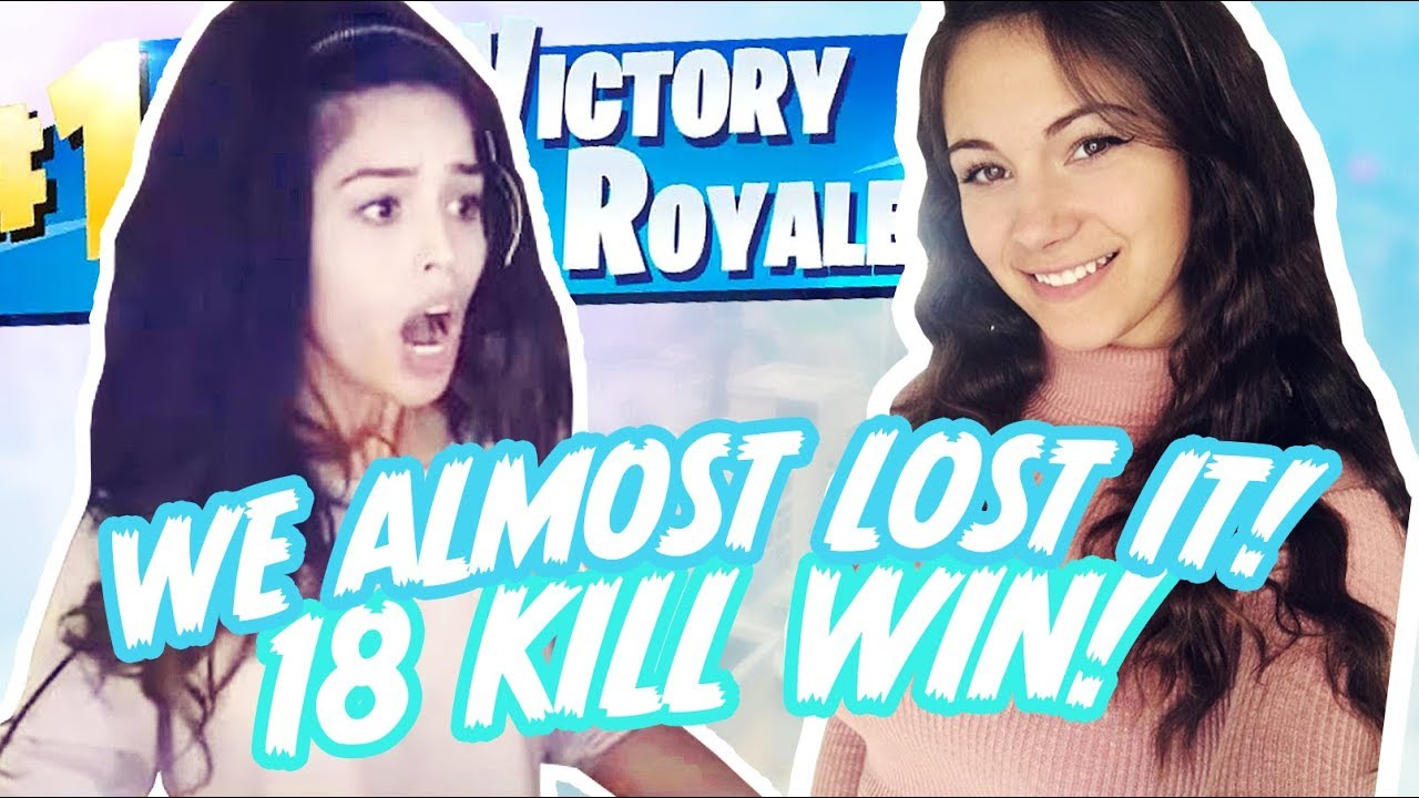 HACKING LLAMAS. High Kill Girl Duos with AlexiaRaye ...