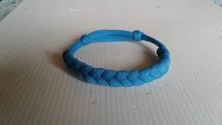 Ide Kreatif Cara Membuat Gelang Dari Tali sepatu