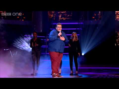 The Voice UK 2013 | Ash Morgan performs 'Lego House' - The Live Quarter-Finals - BBC One