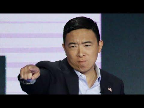 ANDREW YANG Responds To MICHAEL BLOOMBERG VP Rumors