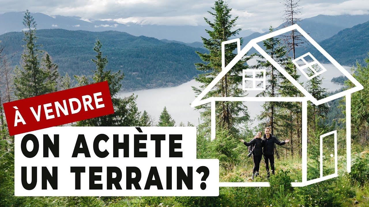 Download On ACHÈTE un TERRAIN ?! 🏡 (Kootenay Lake, Colombie-Britannique)    Alex & MJ - On the GO