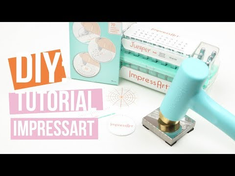 ImpressArt | Hilfslinien Stickers Tutorial