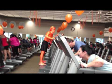 Life Time Fitness TEAM Weight Loss Try-It Tuesday 90 Day