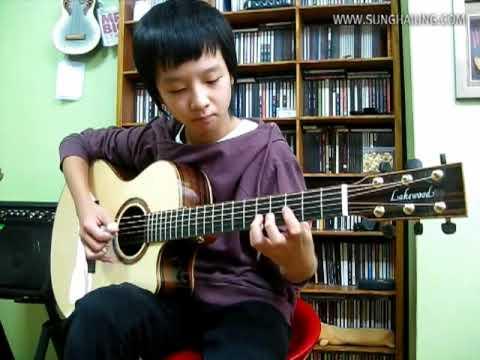 (Stevie Wonder) Isn't She Lovely - Sungha Jung