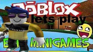 Crazycatz roblox l epic minigames