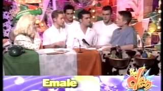 Emale RTE The Den TV