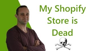 I Quit...My Shopify Store Is Dead (New FB Targeting Strategy) 2017