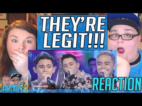 "GGV: James Reid, Bret Jackson, and Sam Concepcion sing ""On Top"" REACTION!! 🔥"
