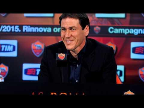 Garcia AS Roma RMC Luis Attaque