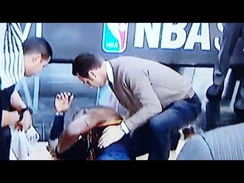 MVP Kawhi Leonard Makes LeBron James Quit