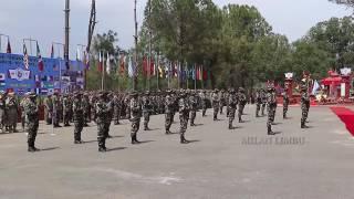 nepali military khukuri dance 2017