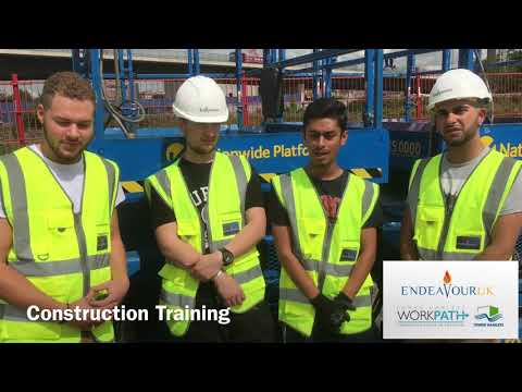 Construction Training Program With EndeavourUK And Tower Hamlets WorkPath