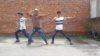 pitch Road-पिच राेड Samir Aacharya Ft.Bidhya Tiwari ||Cover Dance||Choreography by Bibek ghatane.