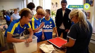 Zástupci mládeže FK Teplice navštívili Arkadii Teplice (26.9.2018)