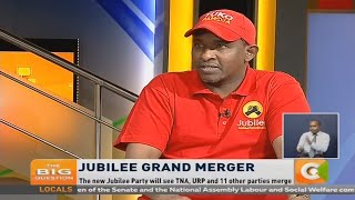 The Big Question: Jubilee grand merger
