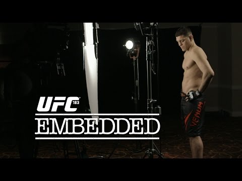 UFC 183 Embedded: Vlog Series - Episode 3