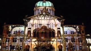 Rendez-Vous Bundesplatz - Son et Lumière am Bundeshaus Bern 1/2
