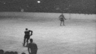 1929 Chicago Blackhawks (or Shamrocks) Hockey (Home Movies)