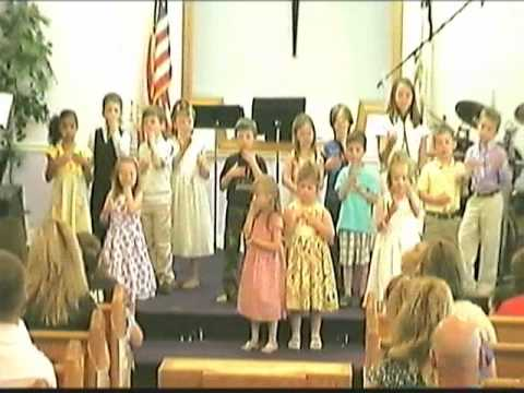 Kids Church (If We Confess Our Sins)