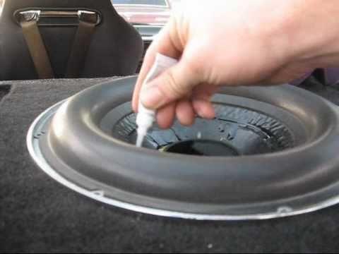 Image Result For Diy Subwoofer Foam Repaira