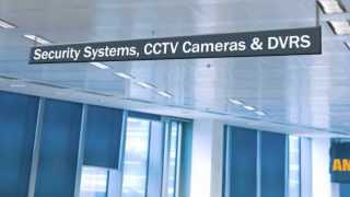 IT Infrastructure, Security Systems, CCTV Cameras, DVRS for your office