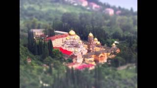 Новоафонский монастырь(, 2014-06-18T10:10:55.000Z)