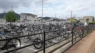 地下鉄七隈線橋本駅前 FUKUOKA CITY ON JAPAN