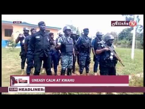 Prez Nana Akuffo Addo's Tour in Greater Accra Region