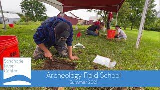 Archeology Field School 2021