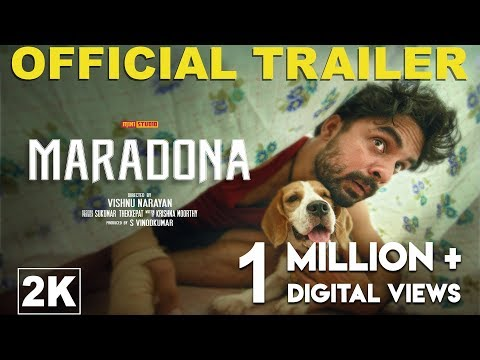 Maradona - Official Trailer   Tovino Thomas, Sharanya   Vishnu Narayan   Sushin Shyam