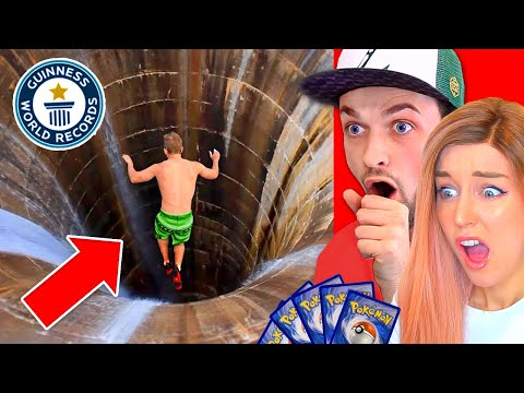The *CRAZIEST* World Records of ALL TIME! (Must See)