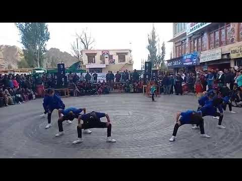 Ladakhi# street# dance#performance# 2018