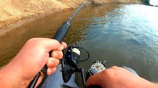 р Ахтуба Идеальная рыбалка Ловля щуки судака с лодки на джиг День первый
