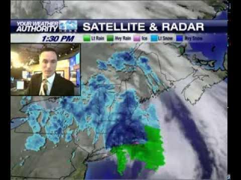 Charlie Lopresti's Weather Extra 2/18/14