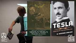 Quart d'Heure Insolite : Nikola Tesla (et les pseudo-sciences)
