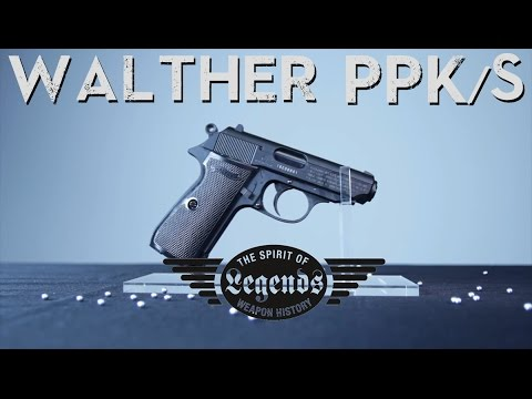 Walther PPK/s delivered by DAI Leisure