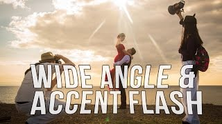 Wide Angle and Accent Flash - How using a VAL speeds up my photography flow