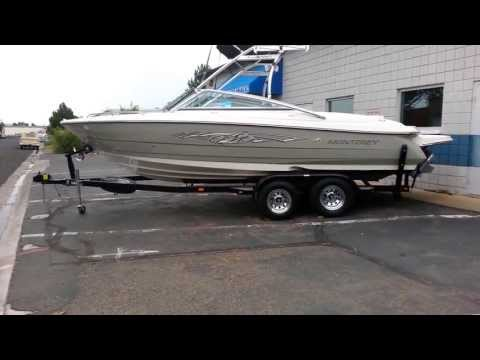 2008 Monterey 214 FS For Sale By Marine Specialties