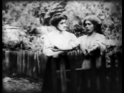 """""""The Broken Locket"""" (1909) director D. W. Griffith, cinematographer Billy Bitzer"""