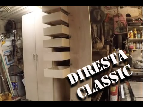 DiResta #TBT Armoire / Wardrobe Closet