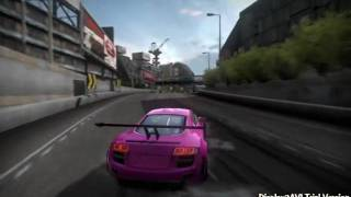 【PC】 Need For Speed SHIFT [Audi R8] 【NFS】