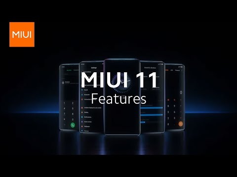 MIUI 11: Always On What U Want It To Be