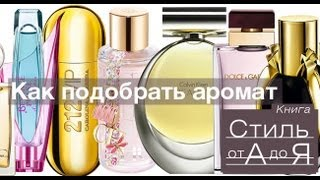 Как подобрать аромат - Андре Тан и Академия Экспертов IPS (Стиль от А до Я)