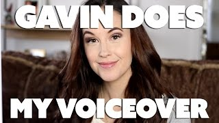 My Boyfriend Does My Voiceover: A Make-up Tutorial - Meg Turney